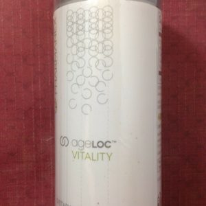 Nu Skin Pharmanex ageLOC Vitality, 180 Capsules, Exp 09/2022, New, Sealed