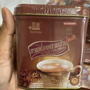 1 BOX SLIMMING INSTANT COFFEE 1+3 DIET LOSE WEIGHT NATURALLY USA SELLER 🇺🇸