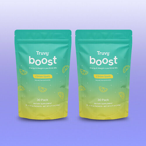 Truvy Boost Drink TruVision Health Weight Loss Fast Acting Fast Shipping 2