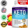 Keto X BURN Diet Pills 1200MG Weight Loss Ketosis Fat Burner Carb Blocker Everyo