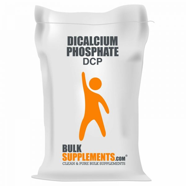 BulkSupplements.com Dicalcium Phosphate (DCP) 6