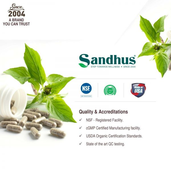 Zinc with Quercetin 120 Capsules - Best Quercetin Zinc Supplement (2 Pack) 5