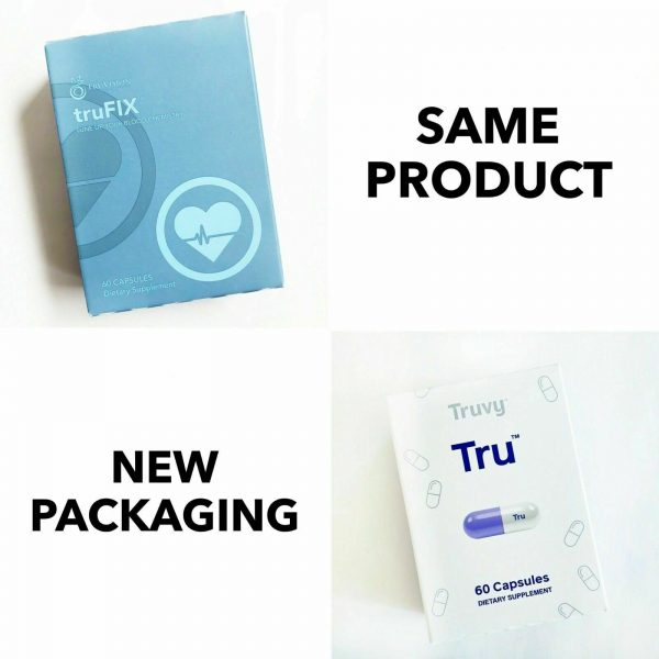 TruVision Health Tru and TruControl Weight Loss Combo 1 Month (30 Day) Supply 4