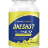 (3 PACK) Official One Shot Keto Advanced Weight Loss Instant Ketosis