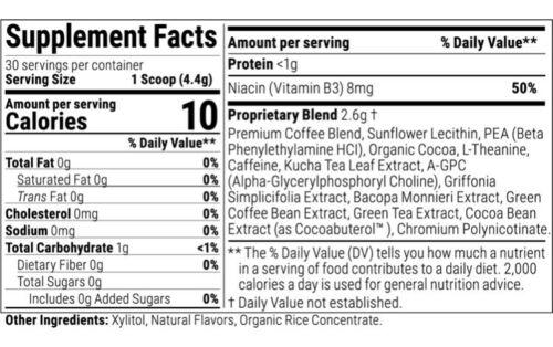 #1 Authentic Elevate Smart Happy Coffee Tub 30  Elevacity Please Read 11/2021. 3