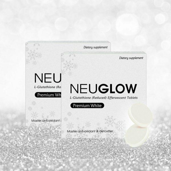 Neuglow L-Glutathione Premium White 28 Whitening effervescent tablets 4