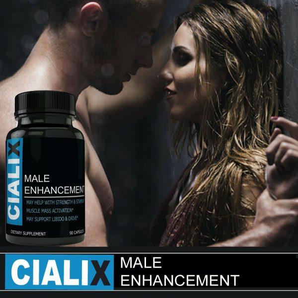 Cialix Male Enhancement Supplement Enhancing Pills for Men 1 Month Supply 4