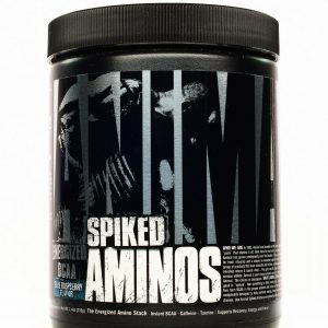 Animal Spiked Aminos Universal Nutrition BCAA + EAA 7.4oz (Choose Flavor) 1