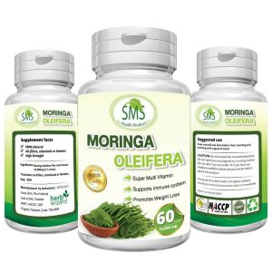 Moringa Oleifera 10,000mg LEAF EXTRACT Anti Ageing Weight Loss Organic PillS 180 1