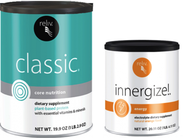 Reliv Classic, Now, Innergize, & Fibrestore - Bundle Discount + Free Shipping!!! 6