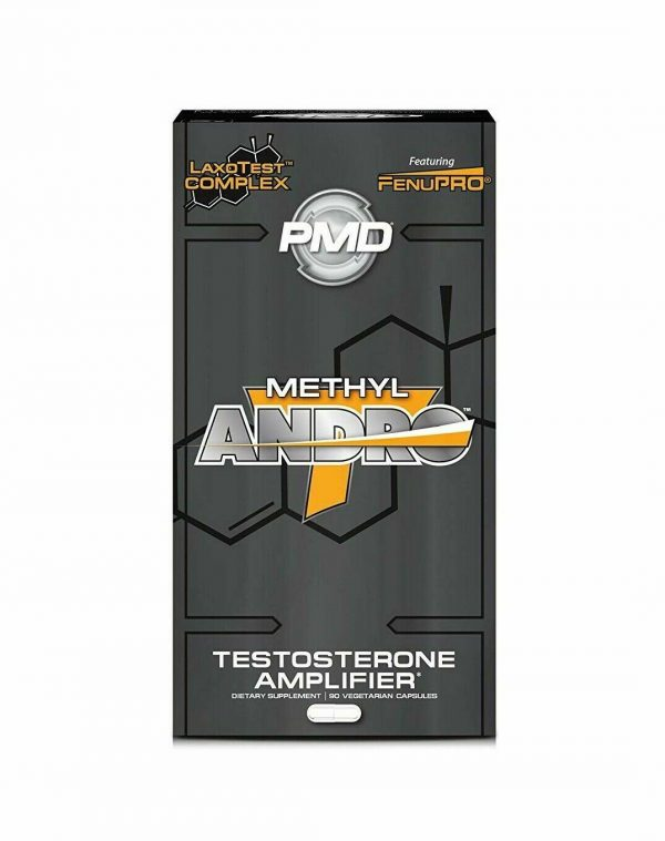 PMD METHYL ANDRO HARDCORE Mens Energy & T boster 4 in one