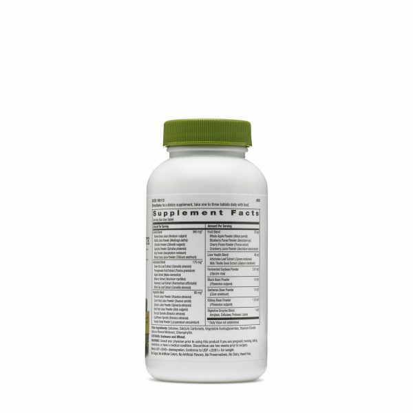 GNC SuperFoods Maximum Green Complete, 80 Tablets 1