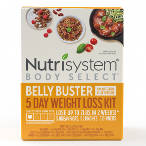 5-Day Weight Loss Meal Kit Nutrisystem Delicious Meals with SmartCarb Nutrition  1