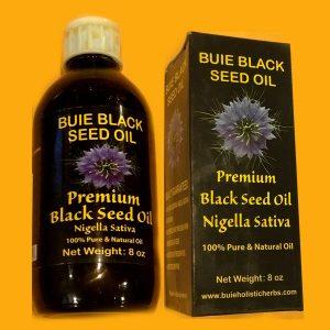 Buie Black Seed Oil 8 Oz Nigella Sativa 4% THYMOQUINONE ! ANTI-VIRUS IMMUNITY !