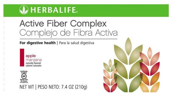 Herbalife Active Fiber Complex Apple Flavor 210g FREE SHIPPING 1