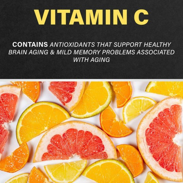 VITAMIN C**ZINC**ELDERBERRY**ECHINACEA**10 in 1 IMMUNE System BOOSTER & SUPPORT 5