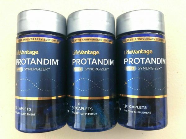 Sale$$ New/Sealed Protandim NRF2 90 Caps MADE IN USA ~ Exp 08/2023 Newest Patch 2