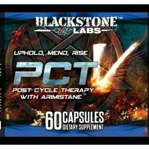 BLACKSTONE LABS PCT V 5 Stage PCTV Post Cycle Therapy, 60 Capsules 1