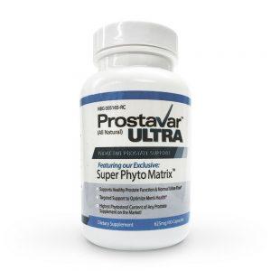 1 Bottle New Improve From Maker of Original Prostavar Ultra Prostate Support 625 1