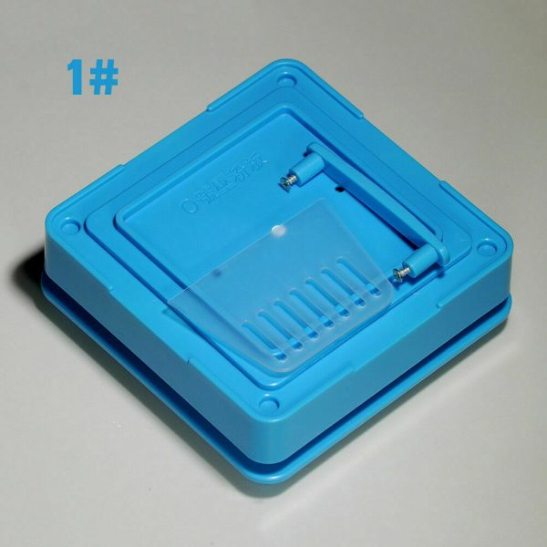 100 Holes Capsul Filler Size 000 00 0 1 2 3 Manual Filling Machine Tamper Tool 4