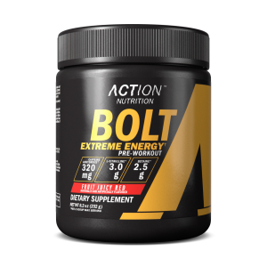 BOLT Pre-Workout Energy, Strength & Focus 30 Servings - Pick a Flavor!