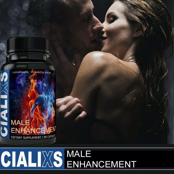 CialiXS Male Enhancement Supplement Enhancing Pills for Men 1 Month Supply 4