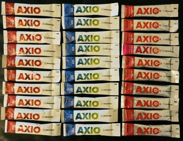 LifeVantage Protandim AXIO ~ Mixed 30 Packs Free Shipping EXP 05-2022 and later