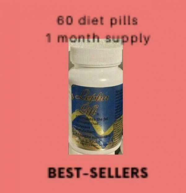 Leptin Lift  Natural Weight Loss Pill Extreme Fat Burner Diet pills weight loss 3