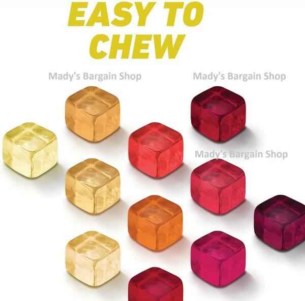 Clif Bloks During Energy Chews 18 Packs Margarita Citrus + Sodium BNIB 1