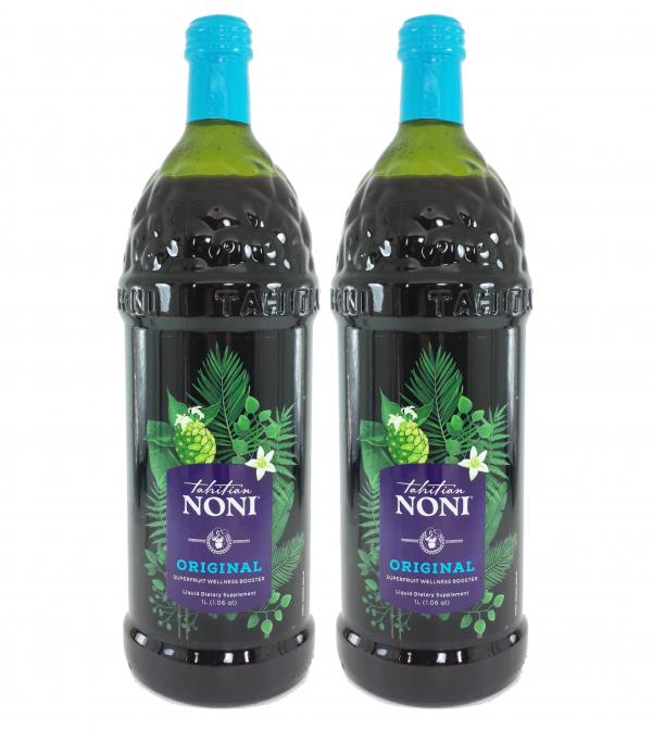Tahitian Noni Juice by Morinda Inc. (2 bottle case)  *NEW LOOK!* 3
