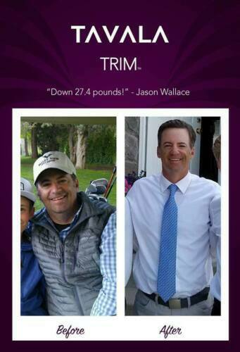 NEW (Tavala) Viiva Trim MAX - I lost 15lbs my first month!  30 Day (CAPSULES) 2