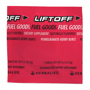 Liftoff® Pomegranate-Berry Burst 10 Tablets 1