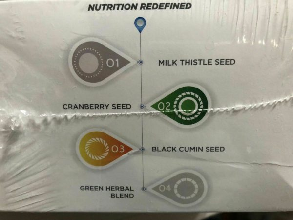 "Rain International CORE ""Pure Wellness"" - 2 Boxes - 60 Seed Packs - 06/2022 2"