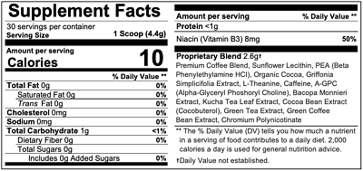 Elevate Smart Coffee Tub: New Formula (exp date 11/20-Still good to use) 1