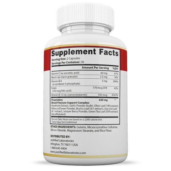 Blood Balance Advanced Formula Cholesterol Blood Sugar Glucose Support 3 Pack 2