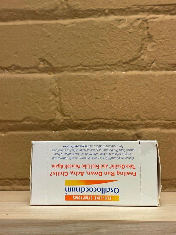 Oscillococcinum Flu-Like Symptoms - 0.04 oz - 30 Quick dissolving pellets 12/23+ 5