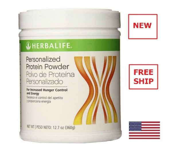 Herbalife Personalized Protein Powder 360g Free Ship