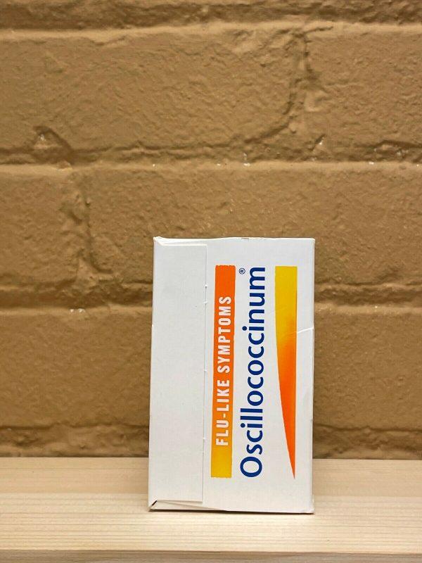 Oscillococcinum Flu-Like Symptoms - 0.04 oz - 30 Quick dissolving pellets 12/23+ 2