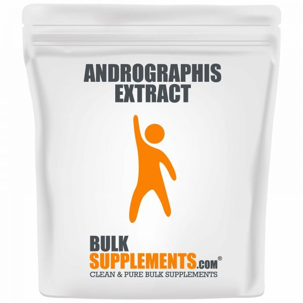 BulkSupplements.com Andrographis Extract