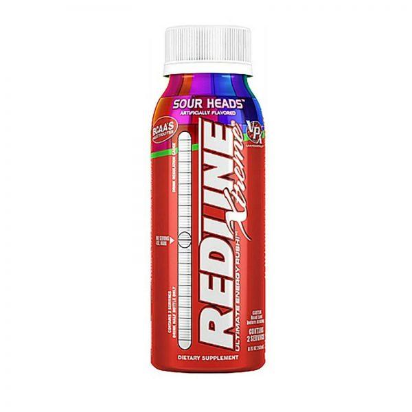 VPX Redline Xtreme Energy Drink 24 PACK, 8 Fl oz RTD - BCAA's + Electrolytes 1