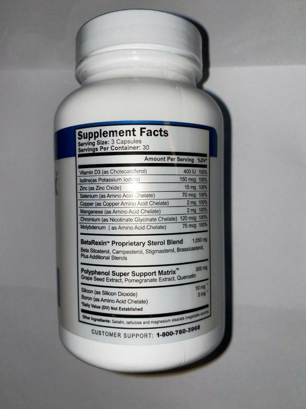 Prostagenix multiphase prostate supplement, 90 capsules, sealed bottle EXP 2024 2