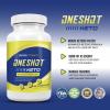 One Shot Keto Diet Pill, Advanced Weight Loss Metabolic Support 60 Pills