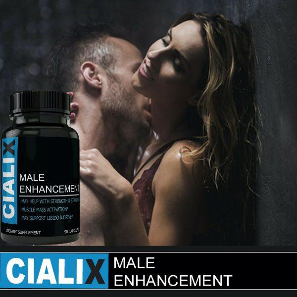 Cialix Male Enhancement Supplement Enhancing Pills for Men 1 Month Supply 3