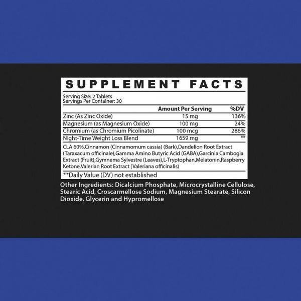 Monster Test Men's Testosterone Booster, Fat Burner Weight Loss Diet Pills 3PK 6
