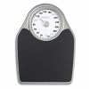 Thinner Extra-Large Dial Analog Precision Bathroom Scale, Analog Bath Scale, Up