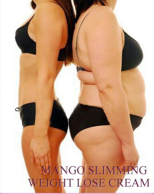 Weight Loss Cream Slimming Women Fast Fat Burning Thin Waist Belly Cream Mango  4