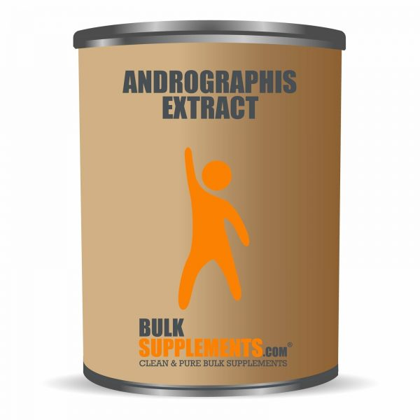 BulkSupplements.com Andrographis Extract 6