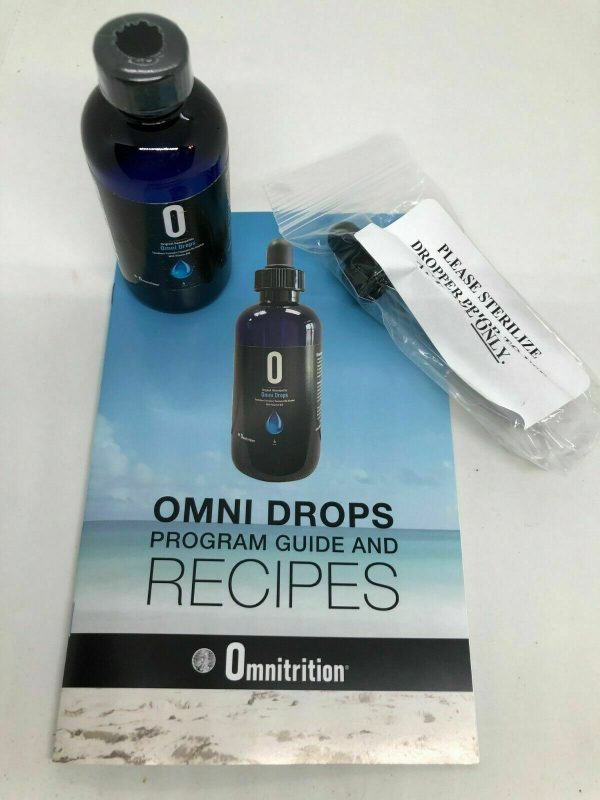 Omnitrition Omni Drop Program NEW IN STOCK exp. Jan. 2024 Updated Fresh Look 5