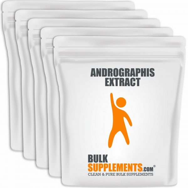 BulkSupplements.com Andrographis Extract 5