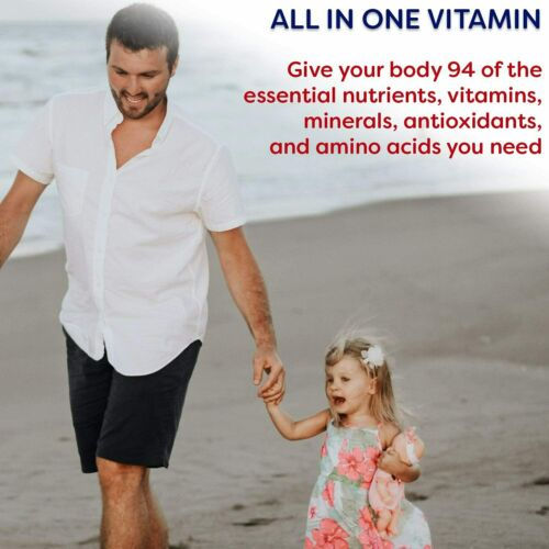 Balanced Essesntials 94 Vital Nutrients Liquid Vitamin Berry Flavor - 32 oz 5
